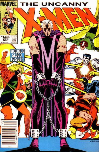 X-Men Fashion Friday: Magneto