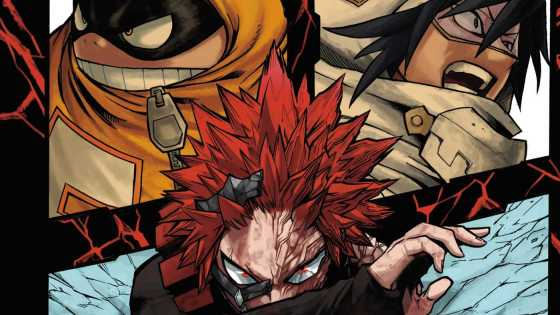 My Hero Academia Vol. 16 Review