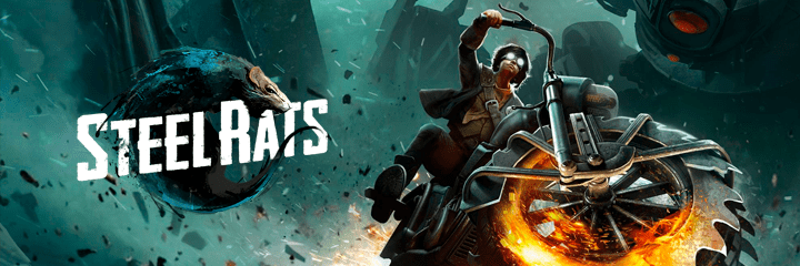 Steel Rats (PS4) Review: Fast paced fun for as long as you want