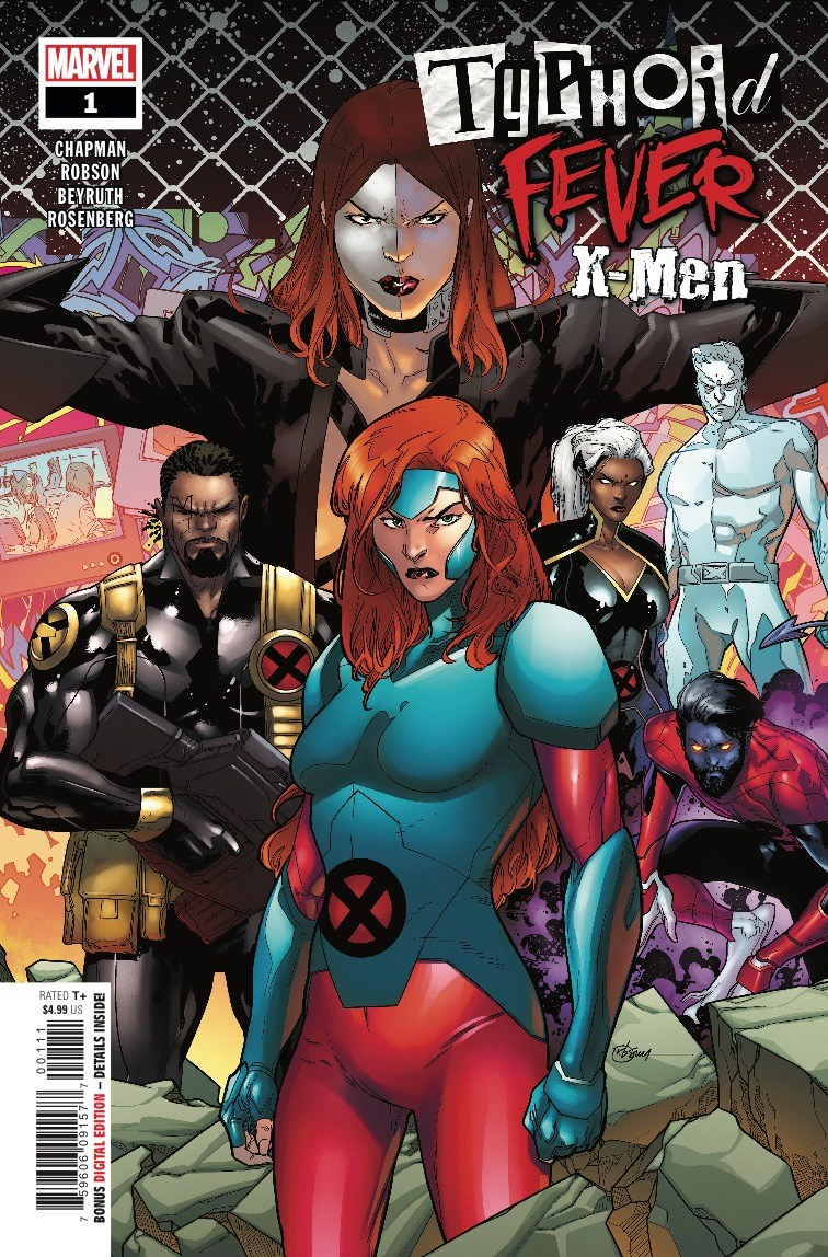 Typhoid Fever: X-Men #1 review: X-treme melodrama