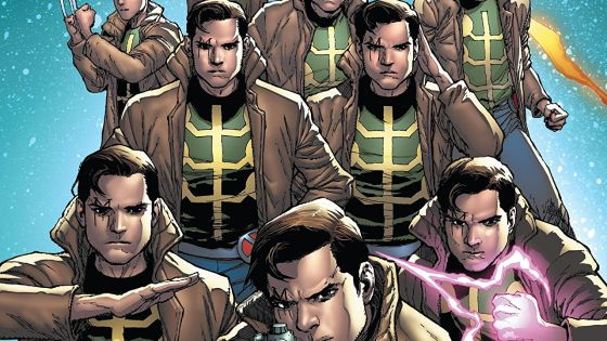 """The mysteries--and curveballs--continue to pile up for the X-Men as """"X-Men Disassembled"""" enters week two!"""