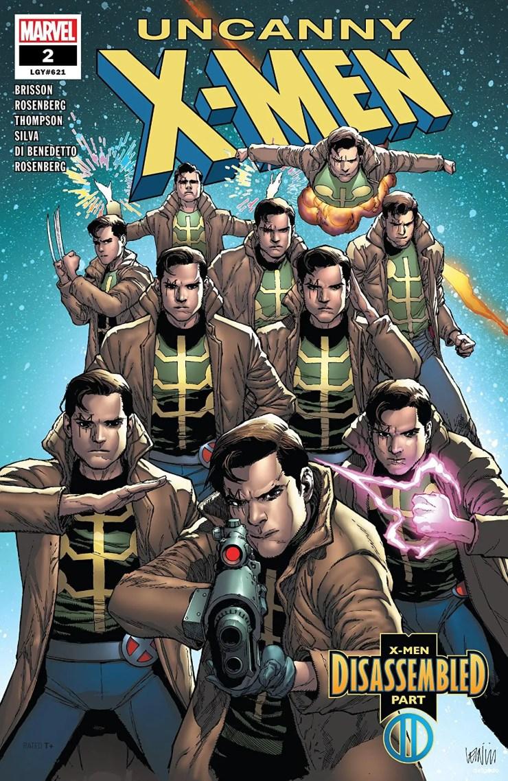 Marvel Preview: Uncanny X-Men (2018) #2