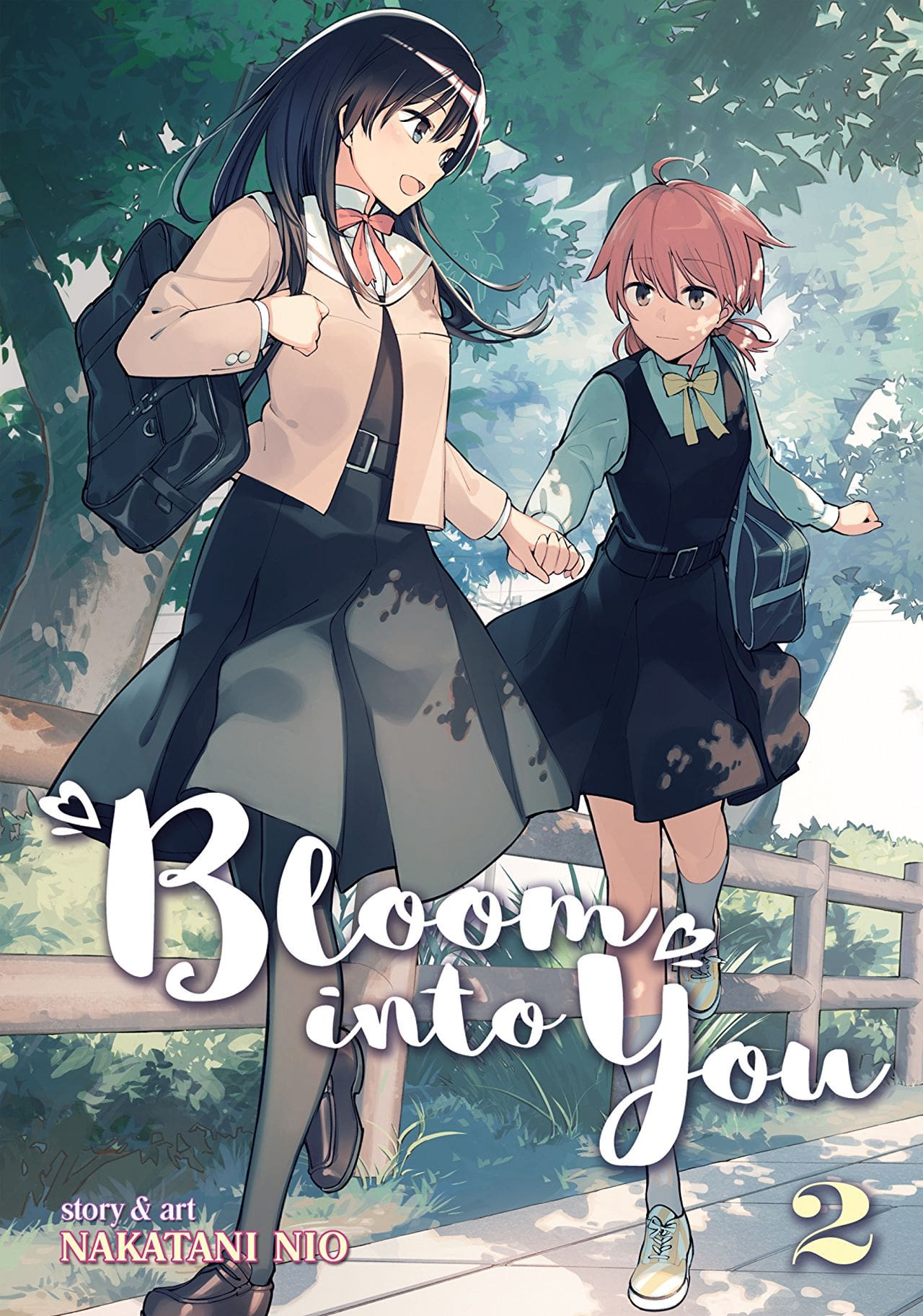 Bloom Into You Vol. 2 Review