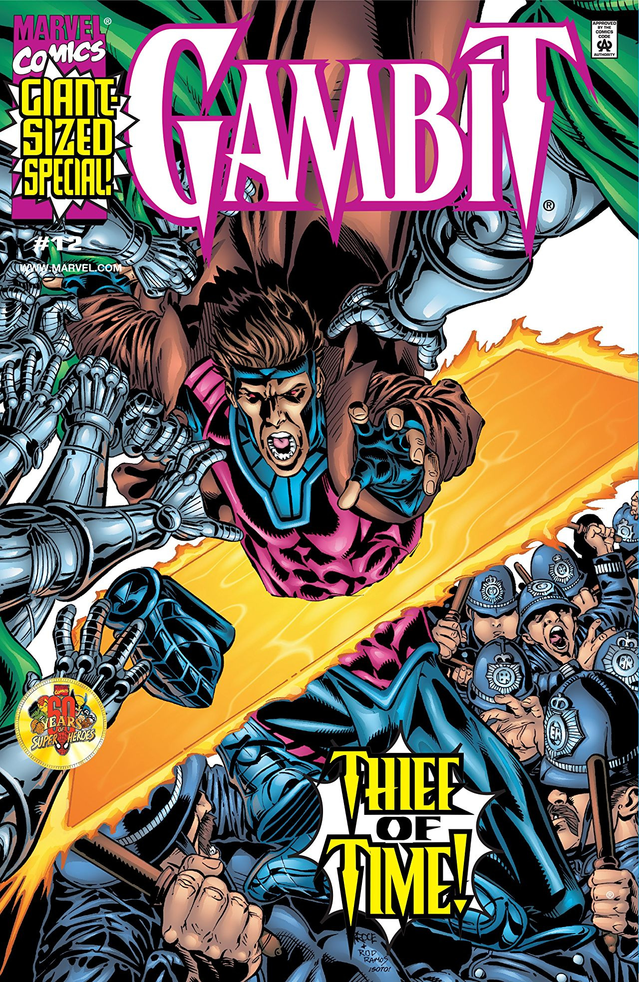Retro Recap: 'X-Men: Gambit Complete Vol. 2' -- What you need to know