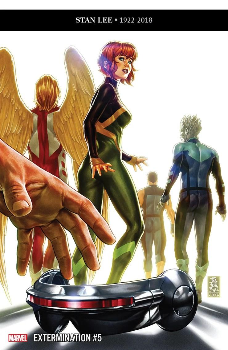 Marvel Preview: Extermination #5