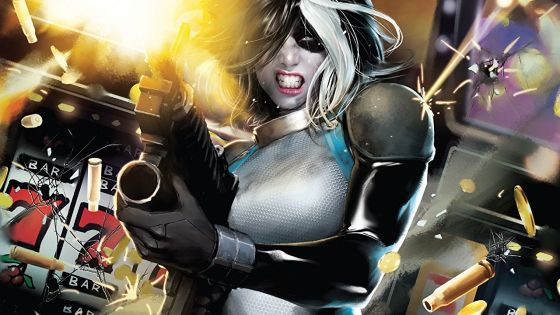 Marvel Preview: Domino #9