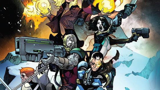 Marvel Preview: X-Force #1