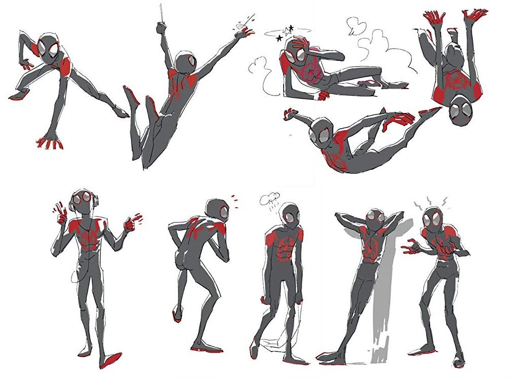 Spider-Man: Into the Spider-Verse - The Art of the Movie Review