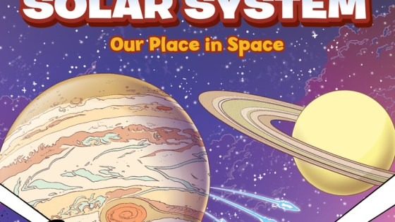 Introduces readers, both young and young at heart, to our planetary neighborhood.