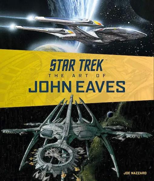 Star Trek: The Art of John Eaves Review
