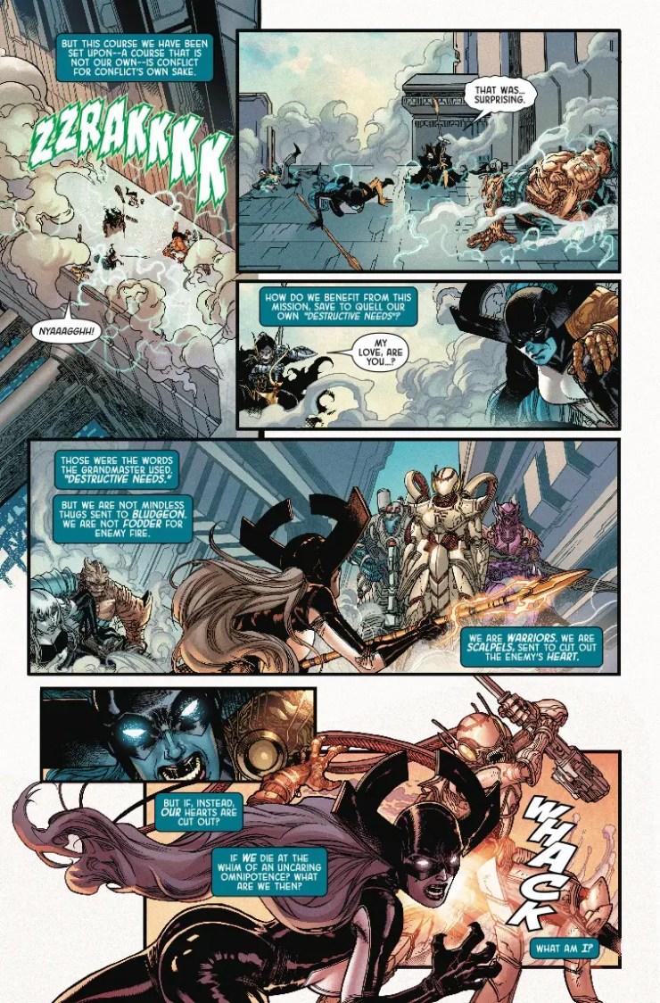 Marvel Preview: The Black Order #2