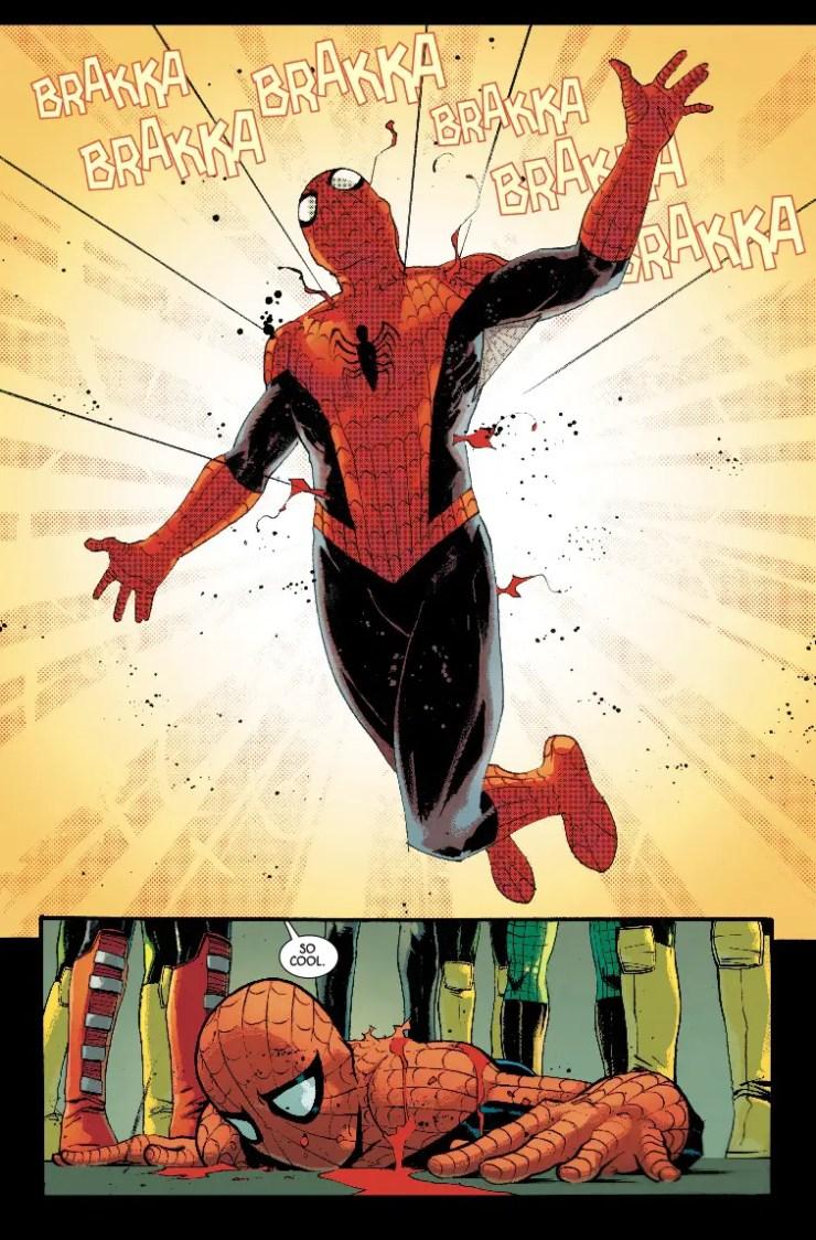 Marvel Preview: Dead Man Logan #2