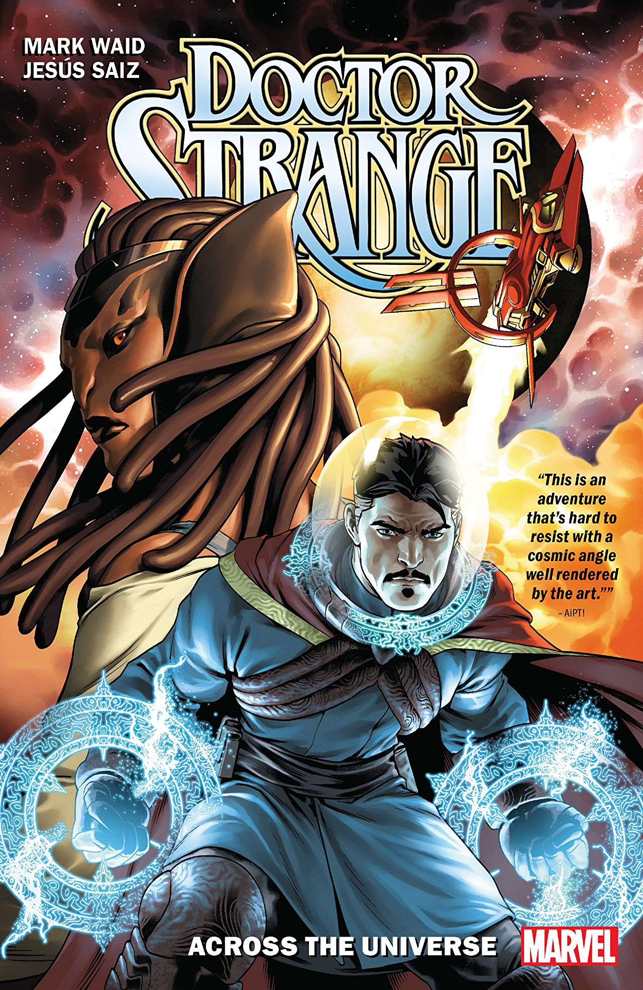 Doctor Strange: Across The Universe TPB Review