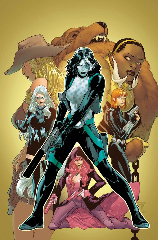 Meet Cyclops' new X-Men and Apocalypse's X-Tracts in Marvel's March 2019 X-Men solicitations