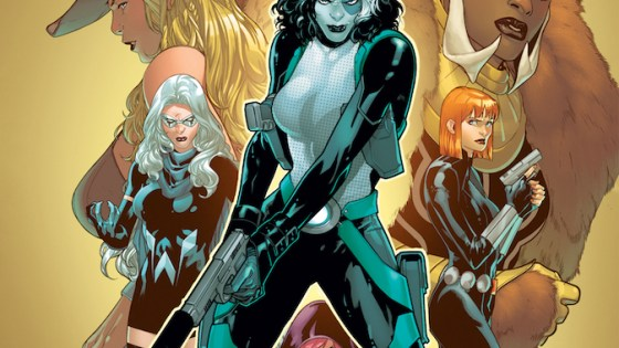 First Look: Domino: Hotshots #1