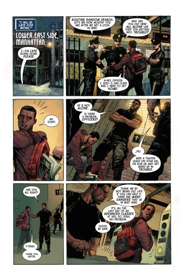 Marvel Preview: Marvel Knights: 20th Anniversary #4