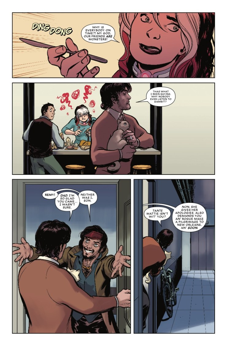 Marvel Preview: Mr. and Mrs. X #6