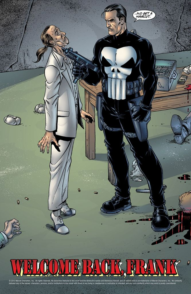 'Marvel Knights Punisher: The Complete Collection Vol. 1' review: A tale of two series