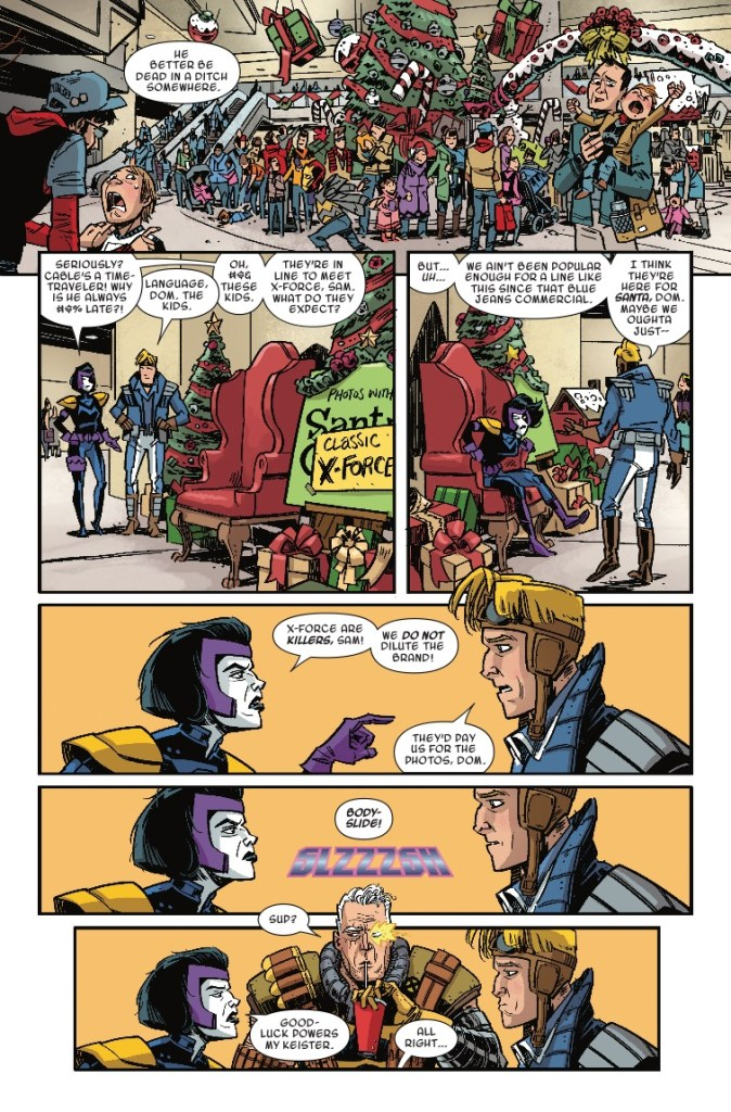Marvel Preview: Season's Beatings! #1