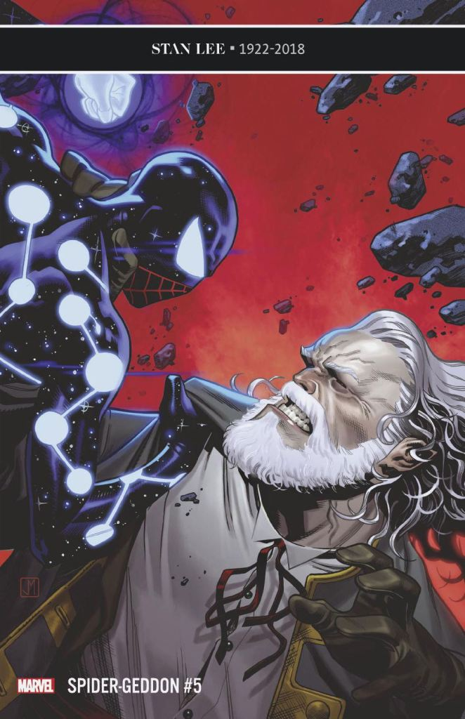 Spider-Geddon #5 Review: The end is the beginning