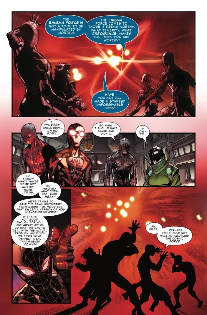 Marvel Preview: Spider-Geddon #5