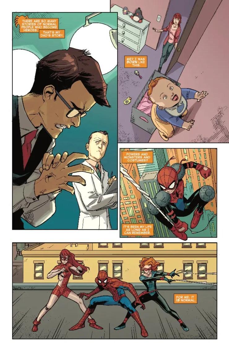 Marvel Preview: Spider-Girls #3