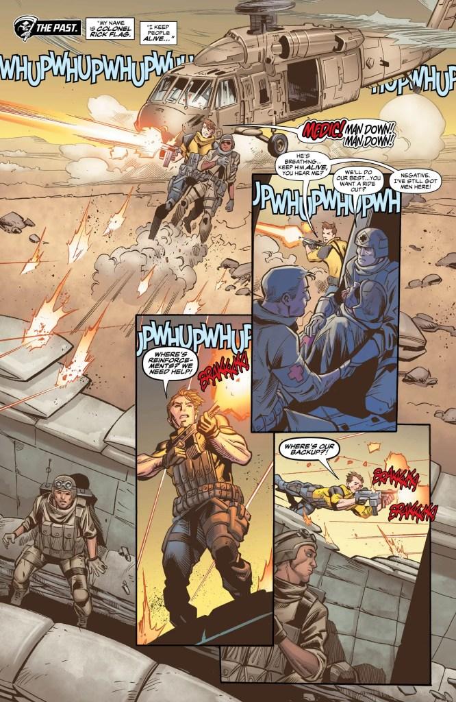 Suicide Squad #49 Review