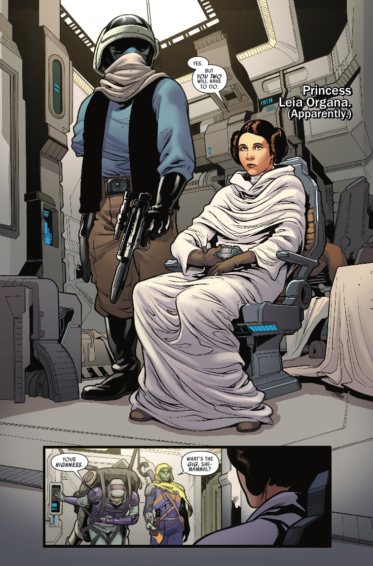 Star Wars: Doctor Aphra Vol. 5: Worst Among Equals Review