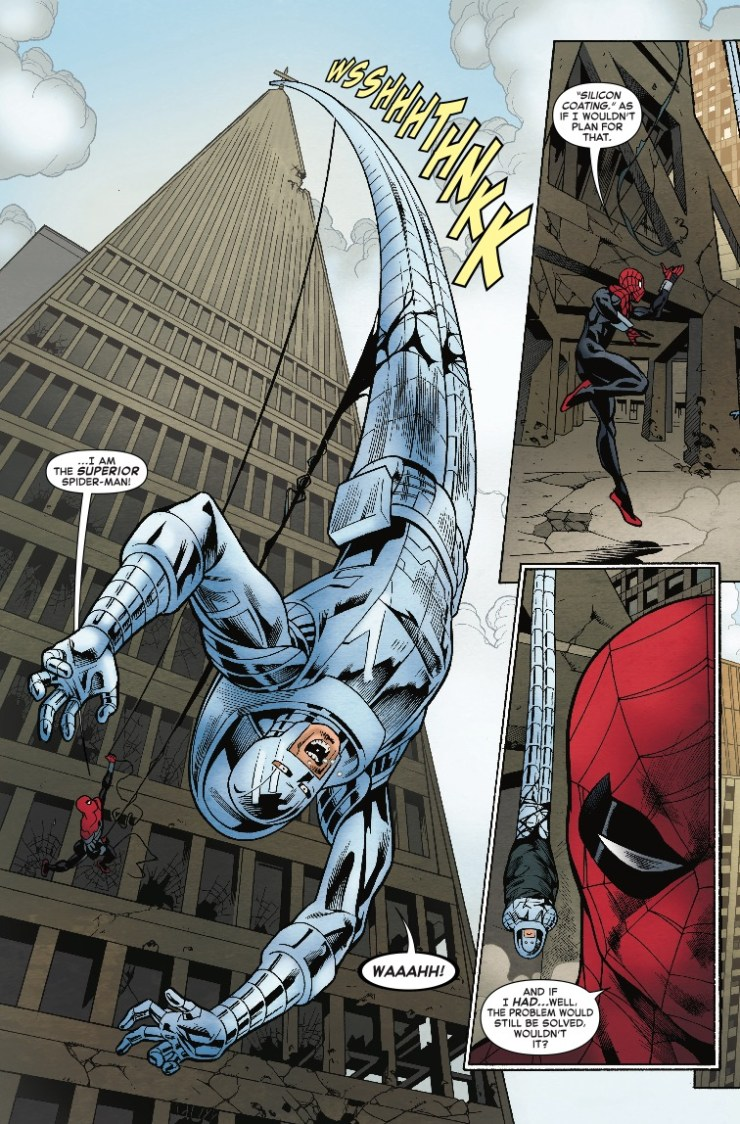 Marvel Preview: The Superior Spider-Man #1