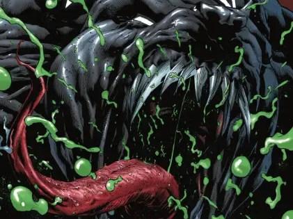 Venom #9 review: Morose monster madness