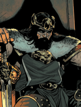 'Conan the Barbarian' #1 review: A return to sword, sorcery, and the weird
