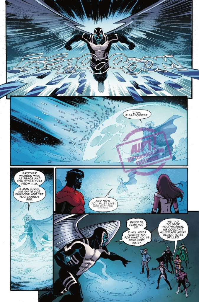 [EXCLUSIVE] Marvel Preview: Uncanny X-Men #6