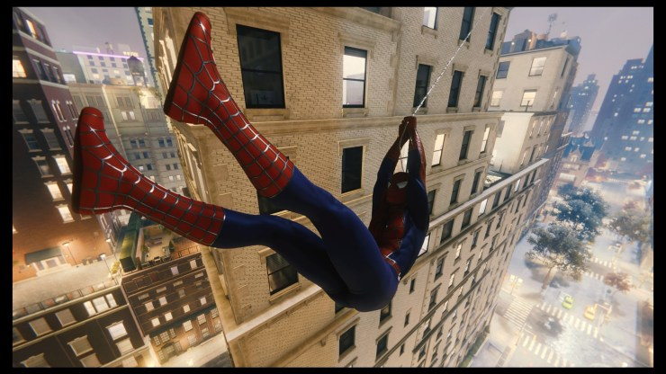PS4 Spider-Man fans get a special present today that'll make Toby Maguire proud