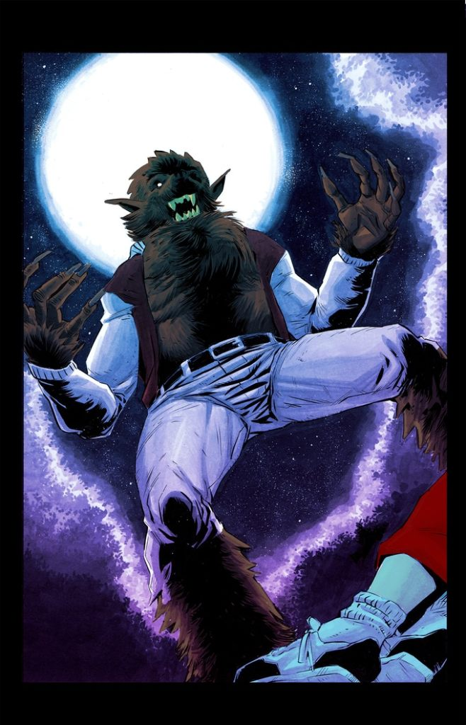 "Kickstarter Alert: If you are a werewolf fan, be prepared to ""Chase the Moon"""