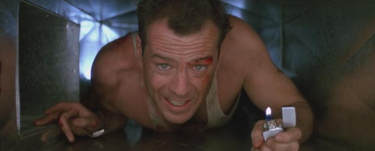 Does 'Die Hard' count? Our favorite Christmas movies.