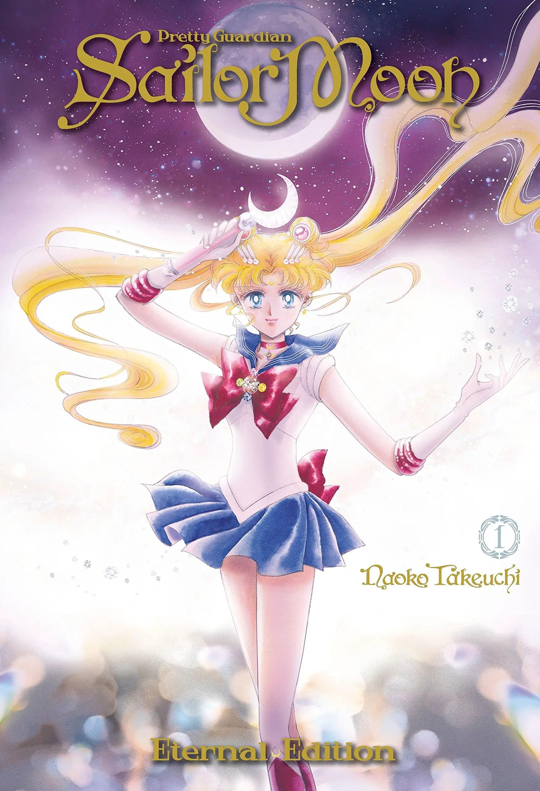 Sailor Moon Eternal Edition Vol. 1 Review
