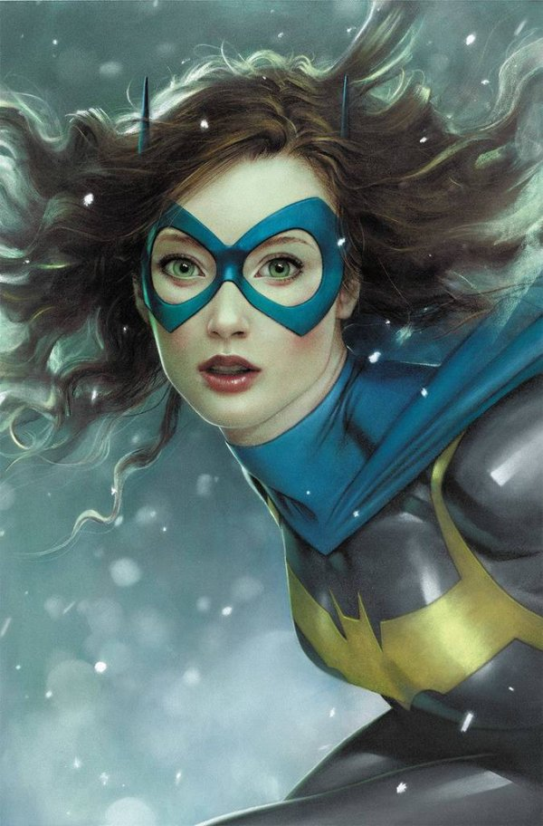 Batgirl #30 Review