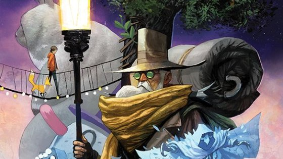 Middlewest #2 review: an interesting tumble