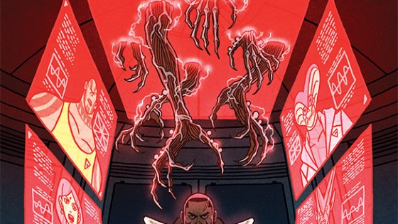 Outer Darkness #2 review: Your next Image possession