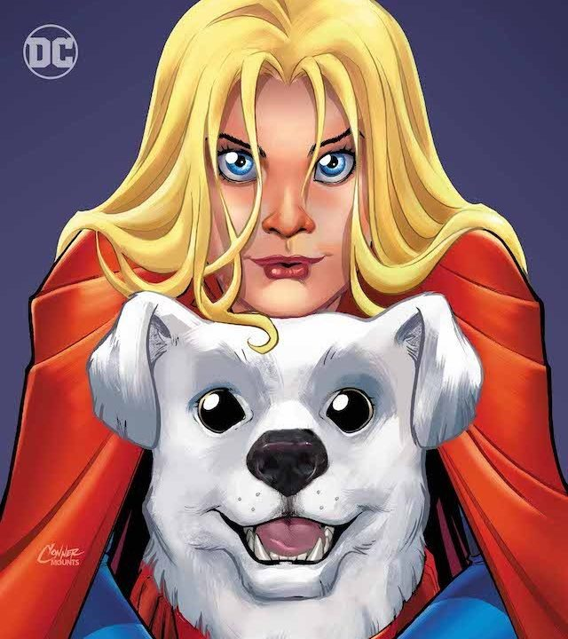 Supergirl #25 Review
