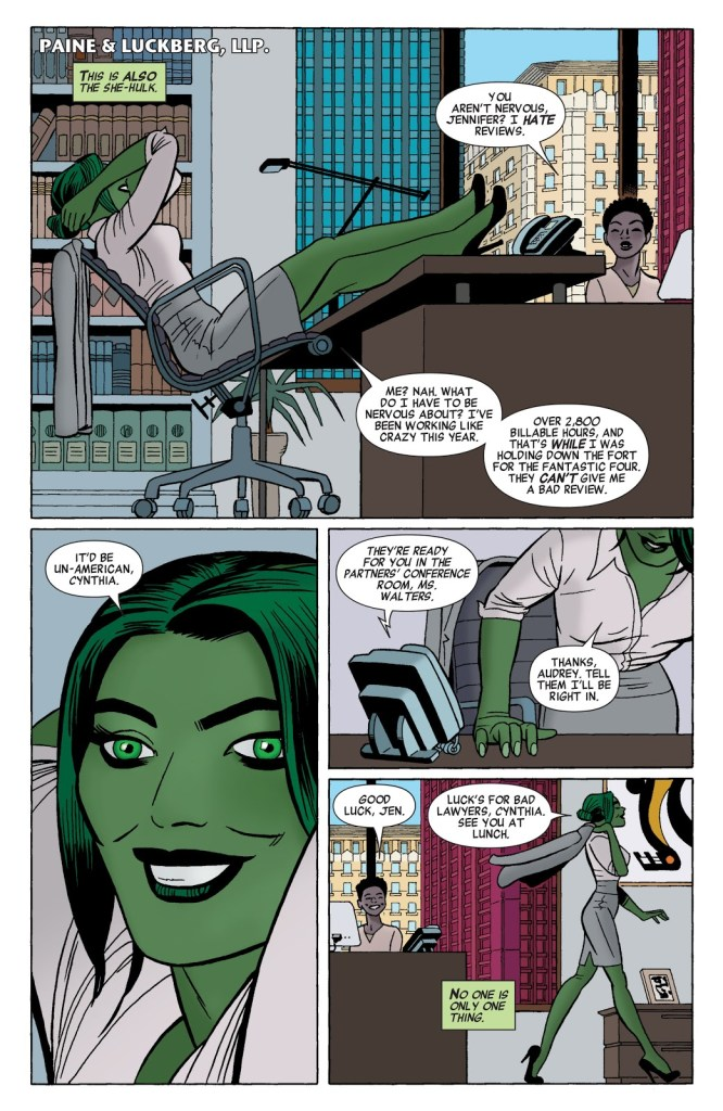 'She-Hulk by Soule & Pulido: The Complete Collection' TPB Review