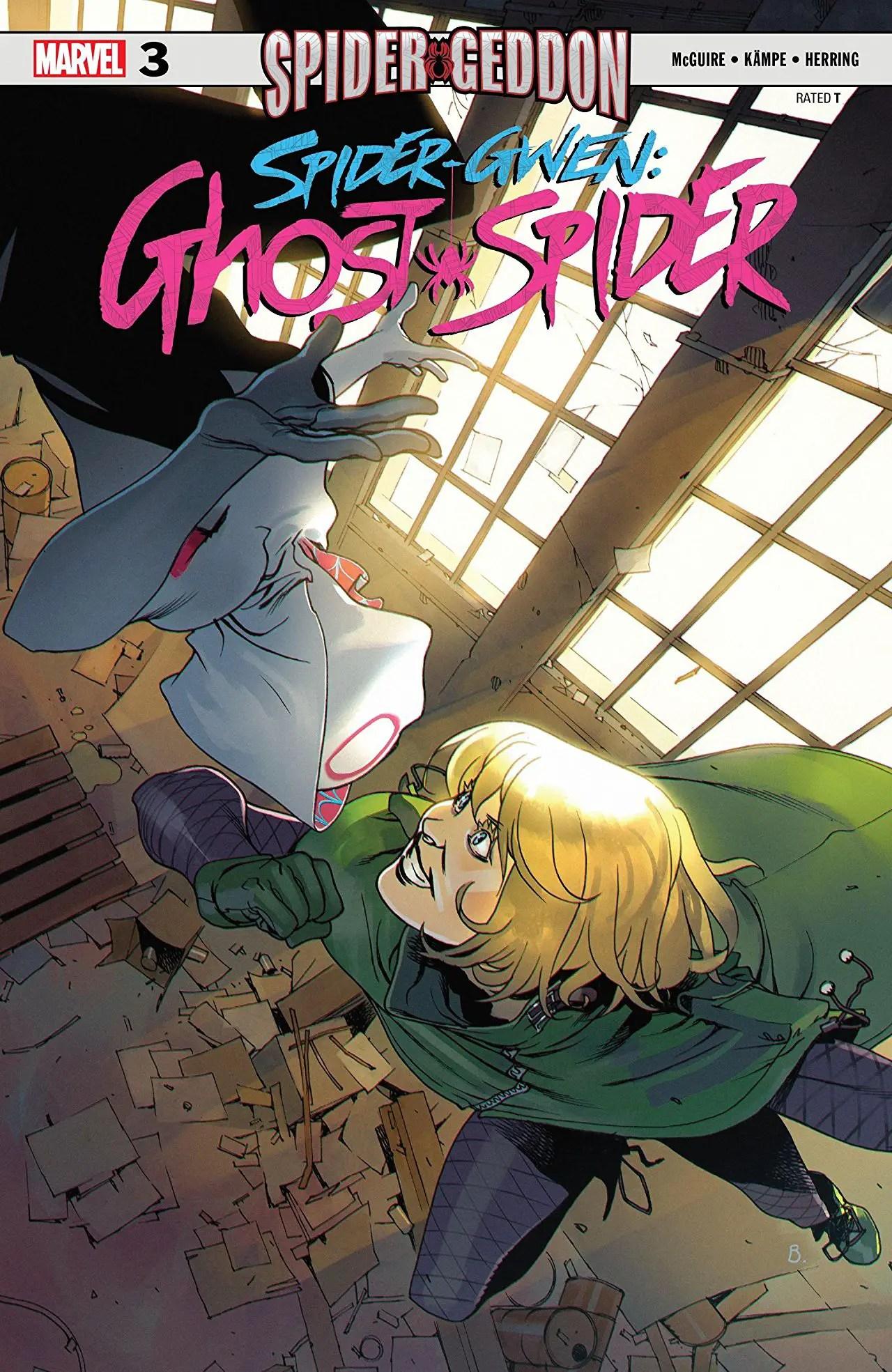 Spider-Gwen: Ghost-Spider #3 Review