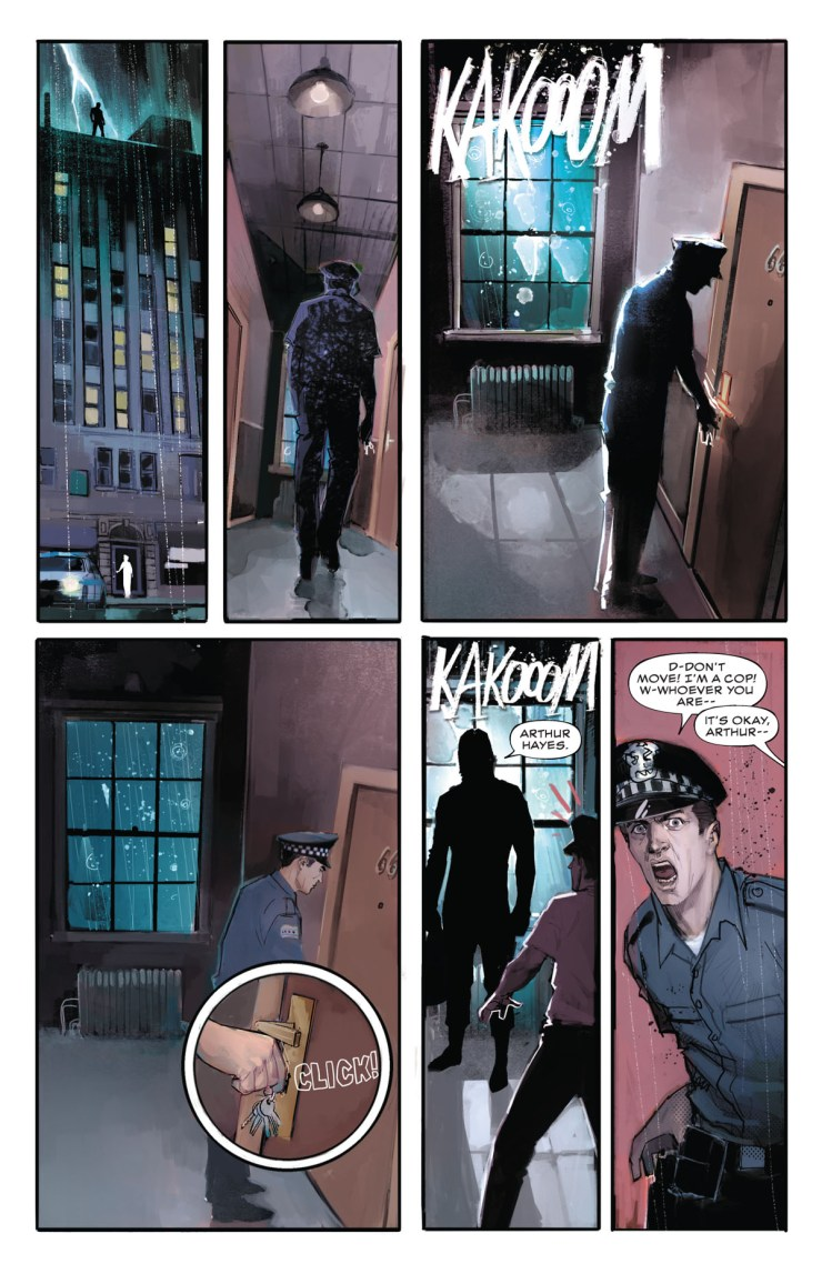Winter Solider #1 review: Bucking the trend
