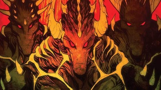Dark Ark #13 Review