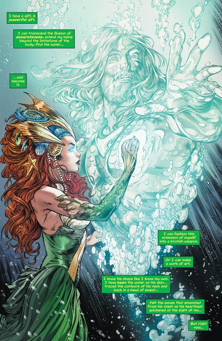 Aquaman #44 review: The Sea Gods