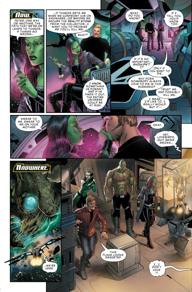 Marvel Preview: Marvel's Avengers: Endgame Prelude #2