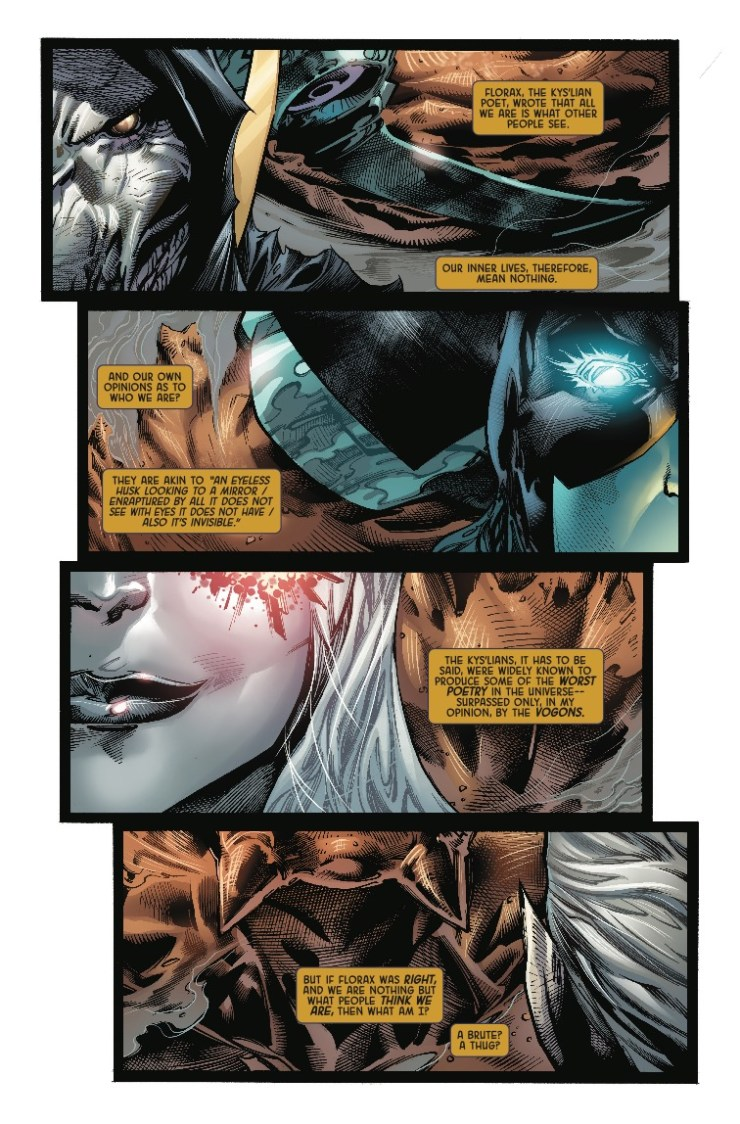 Marvel Preview: The Black Order #3