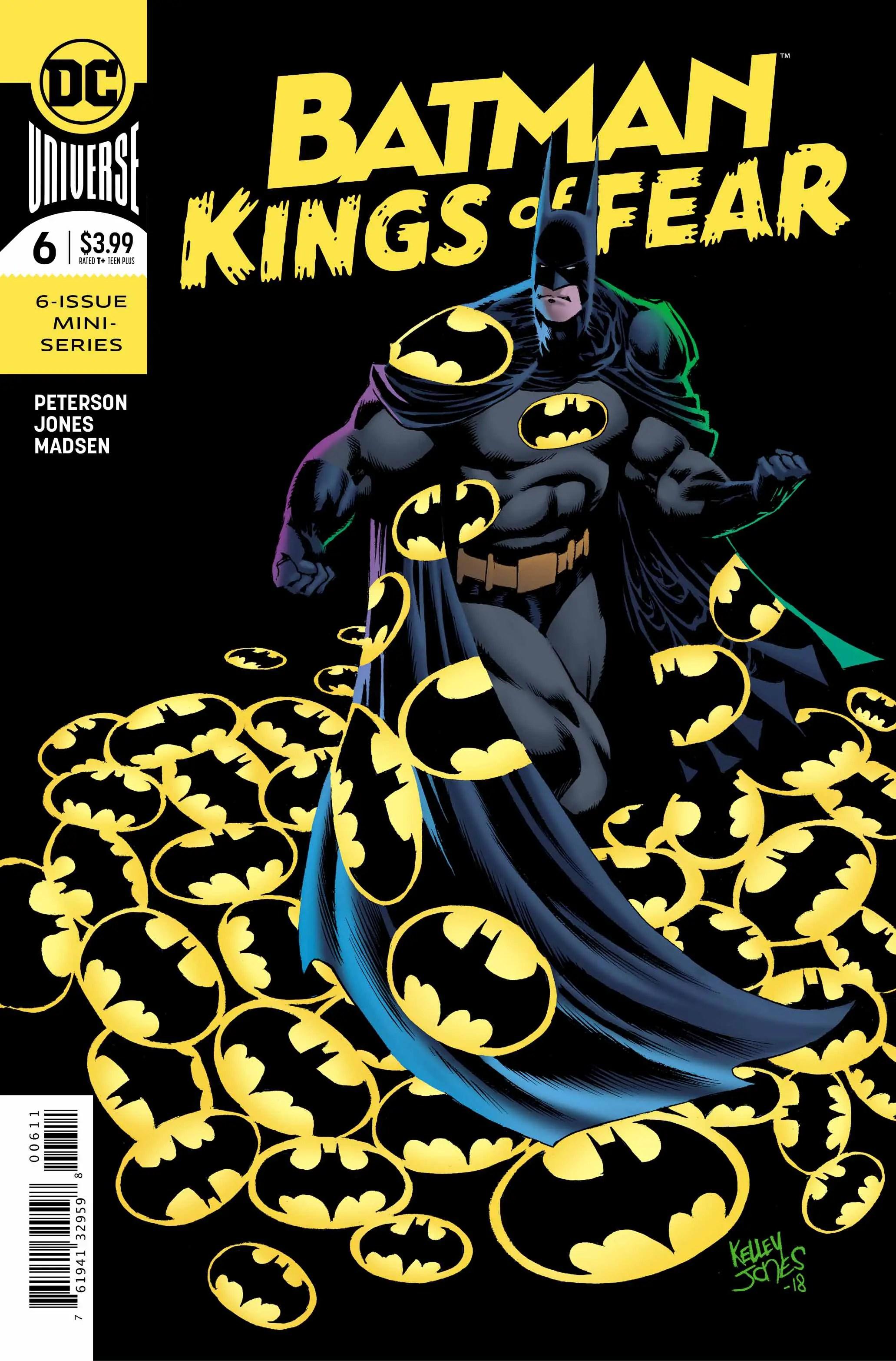 Batman: Kings of Fear #6 Review