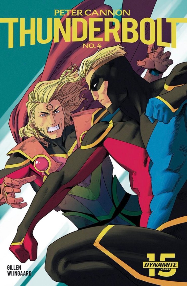 Why Peter Cannon: Thunderbolt #1 is an absolute must-read for any comic fan