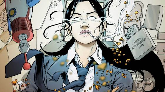 The Wild Storm #19 Review